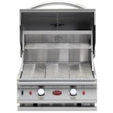Cal Flame 25-Inch Built-In Electric BBQ Grill