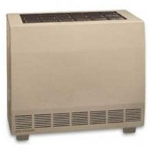 Empire 50000 BTU Closed Front Natural Gas Heater With Blower RH50CBNAT