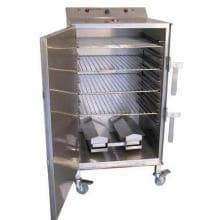 Smokin Tex 1500 Pro Series Electric Barbecue Smoker Smokin Tex Pro Series Electric Barbecue Smoker - Front View