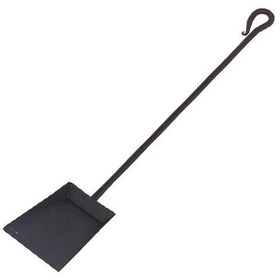 Alpine Flame 27 1/2-Inch Black Wrought Iron Fireplace Shovel