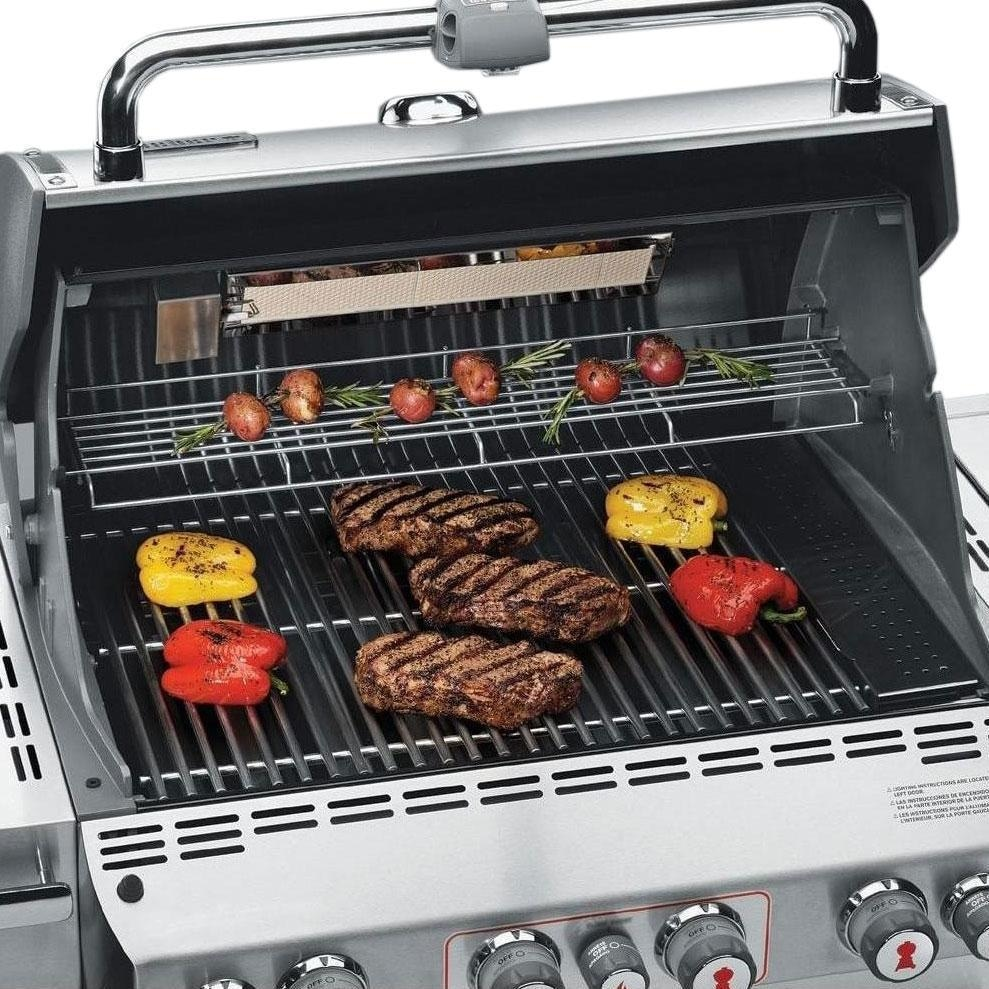 Weber Summit S Natural Gas Grill