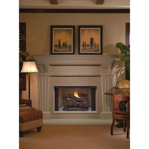 Superior Fireplaces 30 Inch Southern Comfort Gas Logs With Vent