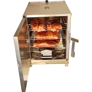 Smokin Tex BBQ Electric Smoker 1100 image