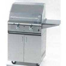 ProFire Professional Series 27-Inch Freestanding Propane Gas Grill With SearMagic Grids image