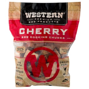 Western Cherry BBQ Cooking Chunks (1/3 Cu. Ft.) image