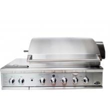 DCS 48 Inch Natural Gas Grill BGB48BQRN Built In With Double Side Burner