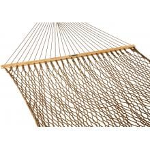 Pawleys Island 13DC Large Original DuraCord Rope Hammock - Antique Brown Pawleys Island 13DCAB Large Original DuraCord Rope Hammock Outdoors