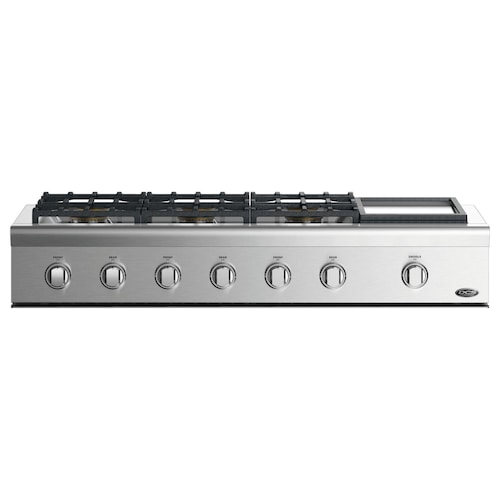 Dcs 48 Inch Professional 6 Burner Propane Gas Cooktop With