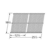 Stainless Steel Wire Rectangle Cooking Grid 527S2 image