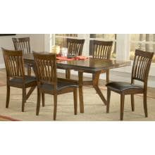 Hillsdale Arbor Hill Dining Set 7 Piece - 4232DTBC7 Full View