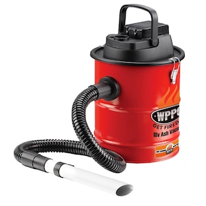 WPPO LLC 18V Rechargeable Ash Vacuum with Bonus Vac Value Pack - WKAV-01 image