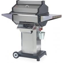 Phoenix SDSSOCN Stainless Steel Natural Gas Grill Head On Stainless Steel Pedestal Cart With Aluminum Base Phoenix Stainless Steel Natural Gas Grill Head On Stainless Steel Pedestal Cart With Aluminum Base - SDSSOCN