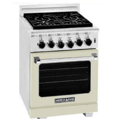 American Range Arr 244 24 Inch Natural Gas Range With 4