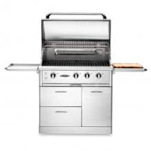 Capital Precision 36-Inch Freestanding Natural Gas Grill - CG36RFS-NG