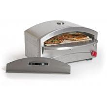 Camp Chef Italia Artisan Portable Propane Gas Pizza Oven Camp Chef Italia Artisan Portable Pizza Oven - Shown With Oven Door