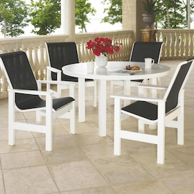 Recycled Plastic Dining Sets Ultimate Patio