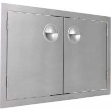 BBQ Guys Portofino Series 30 Inch Double Access Door