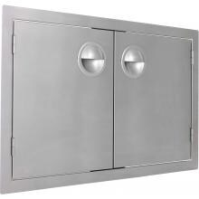 BBQ Guys Portofino Series 27 Inch Double Access Door
