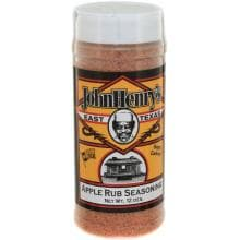 John Henrys Apple Rub Seasoning