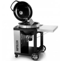 Napoleon PRO 22-Inch Freestanding Charcoal Kettle Grill - PRO22K-CART-2 image