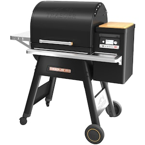 Traeger Timberline 850 Wi-Fi Controlled Wood Pellet Grill W/ WiFIRE - TFB85WLE image