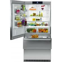 Liebherr 19.4 Cu. Ft. Bottom Freezer Refrigerator With Left Hinge - Stainless Steel - CS-2061