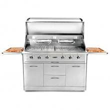 Capital Precision 52-Inch Freestanding Propane Gas Grill - CG52RFS-LP