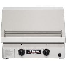 TEC Sterling II FR 26-Inch Built-In Infrared Propane Gas Grill With Mounting Kit TEC Sterling II FR 26-Inch Built-In Infrared Propane Gas Grill With Mounting Kit