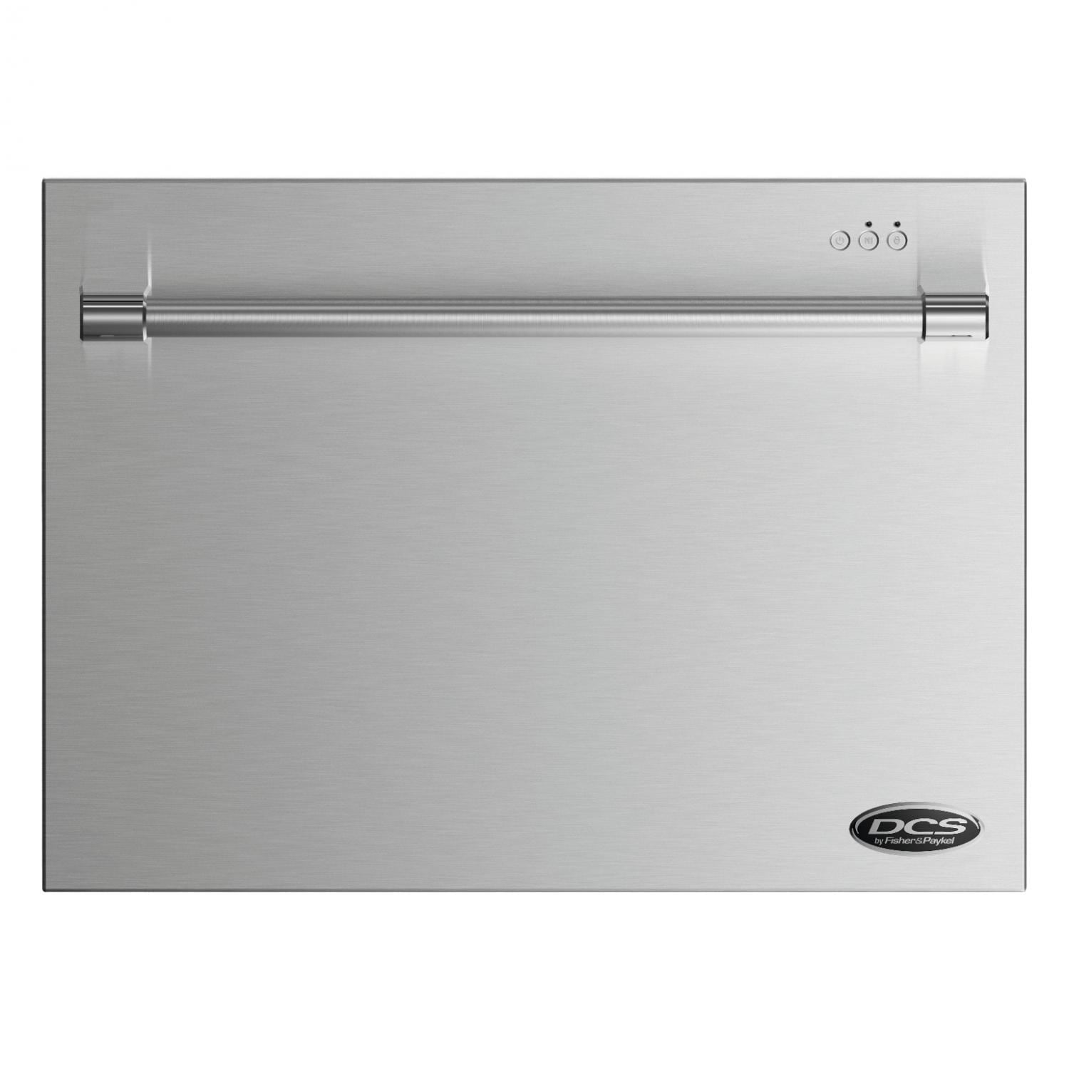 DCS 24-Inch Stainless Steel Single Dishdrawer - DD24SV2T7
