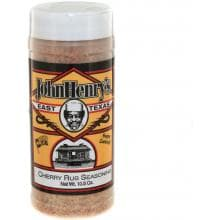 John Henrys Cherry Rub Seasoning