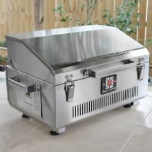 Solaire Gas Grills Go Anywhere 304 Grade Stainless Steel Portable Infrared Gas Grill