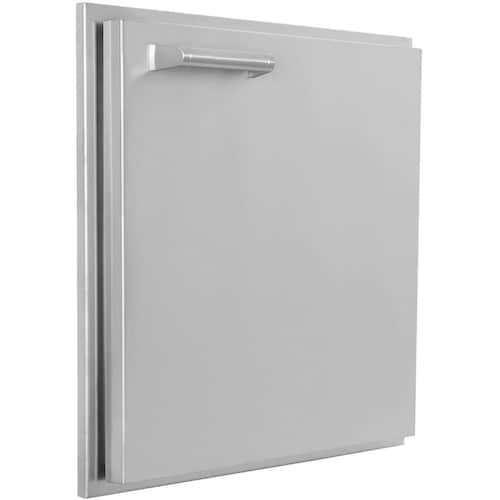 Sonoma raised series 18 inch stainless steel for Door 9 sonoma