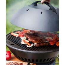 Fuego Element EG03AMGR Propane Gas Grill - Red Fuego Element Gas Grill