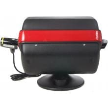 Meco Tabletop Electric BBQ Grill - 9300 Underside of Grill With Grease Cup