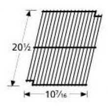 Porcelain Coated Steel Wire Rectangle Cooking Grid 54801
