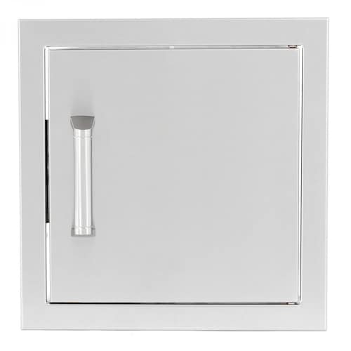 Sonoma series 12 inch stainless steel single for Door 9 sonoma