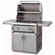 Luxor Gas Grills 30 Inch Gas Grill On Cart AHT-30CV-F-LP