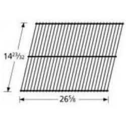 Porcelain Coated Steel Wire Rectangle Cooking Grid 55801 image