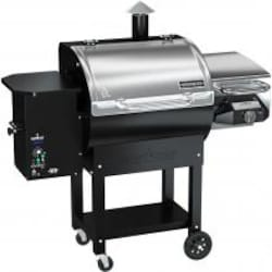 Camp Chef Woodwind Wood Pellet Grill With Propane Sear Box - PG24WWSS image