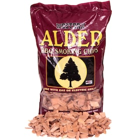 Western Wood Chips ~ Wood chips chunks smoking flavor for grilling bbq guys