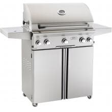American Outdoor Grill L-Series 30-Inch 3-Burner Freestanding Propane Gas Grill W/ Rotisserie & Single Side Burner - 30PCL American Outdoor Grill L-Series 30-Inch 3-Burner Freestanding Propane Gas Grill W/ Rotisserie & Single Side Burner - 30PCL