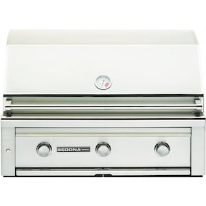 Lynx Sedona 36-Inch Built-In Natural Gas Grill With One Infrared ProSear Burner L600PS-NG image