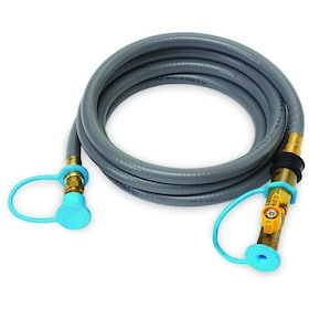Lynx 12 Ft. Liquid Propane Or Natural Gas Hose W/ Quick Disconnect - LQD