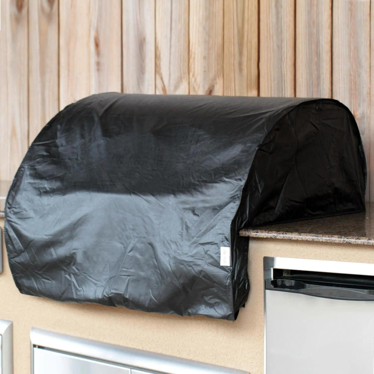 Blaze Outdoor Products  Grill Cover For Blaze 4-Burner and Charcoal Built-In Grills - 4BICV
