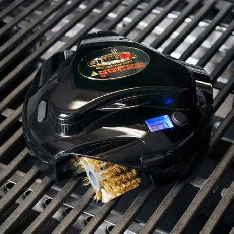 Grillbot Automatic Grill Cleaning Robot - Black