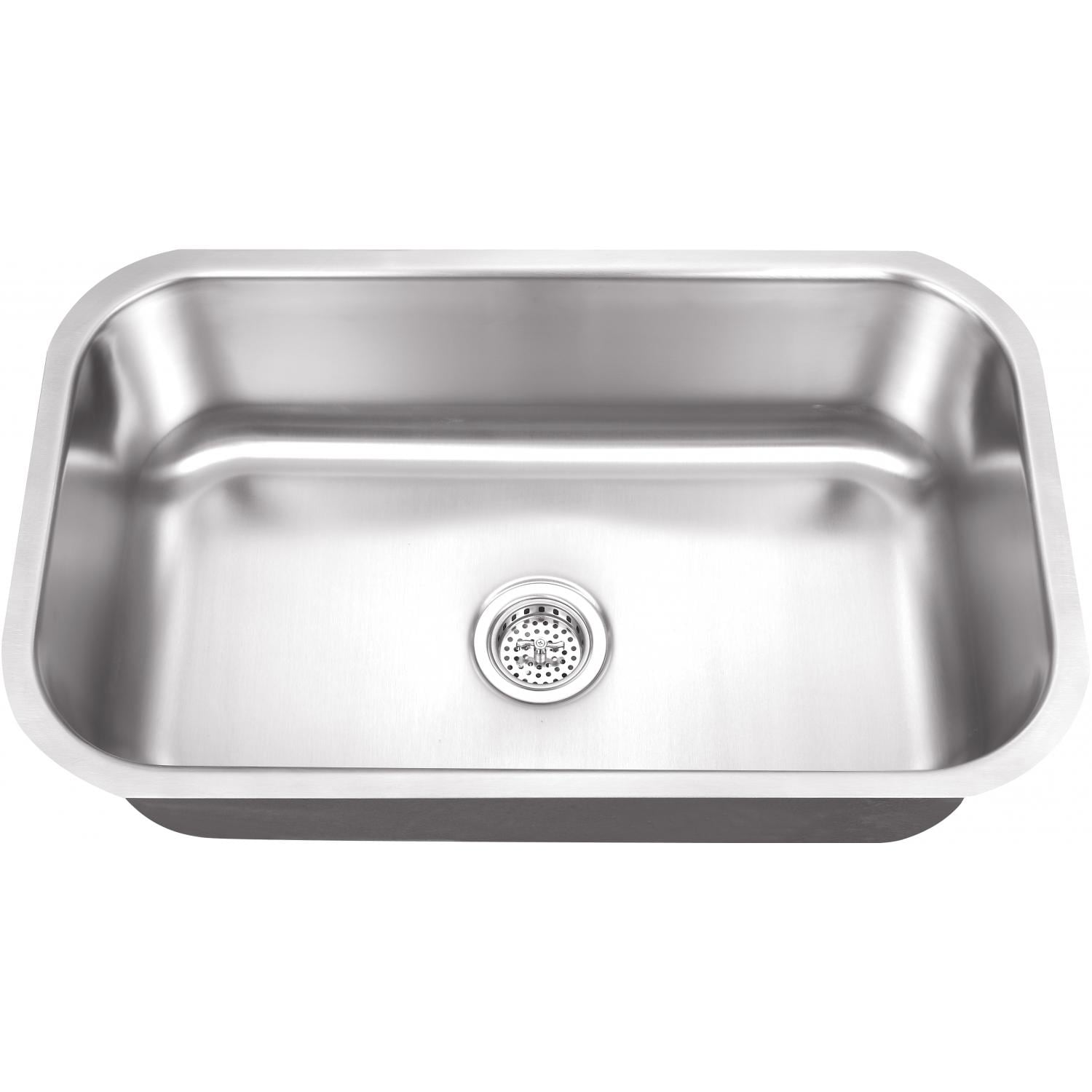 Nice Platinum Sinks 30 X 18 16 Gauge Single Bowl Stainless Steel Undermount Sink