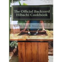 The Official Backyard Hibachi Cookbook image
