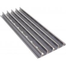 GrillGrate 13.75-Inch Hard Anodized Aluminum Grill Surface Panel image