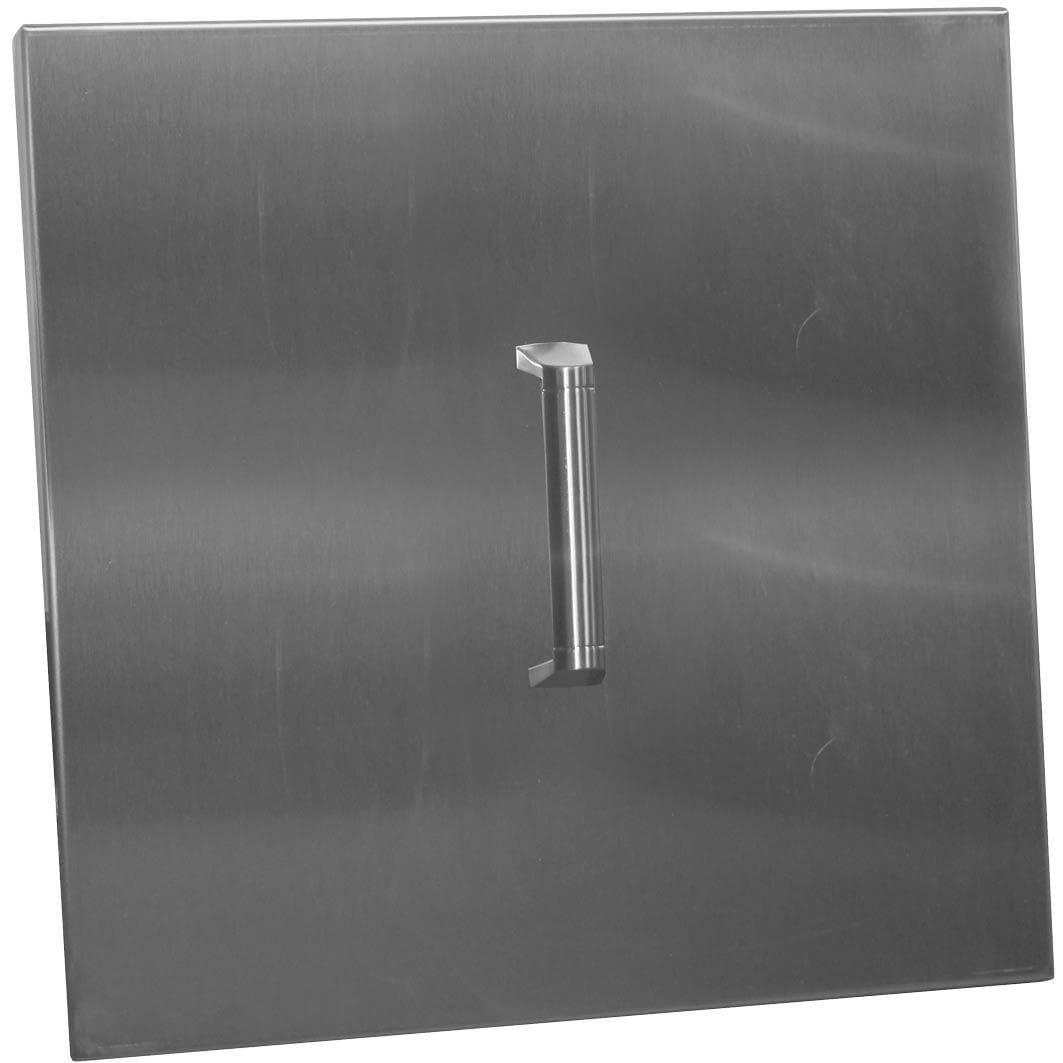 Firegear Stainless Steel Lid For 38-Inch Square Fire Pit Burner Pan