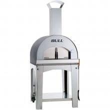 Bull 30-Inch Large Outdoor Wood Fired Freestanding Pizza Oven - 66025 image